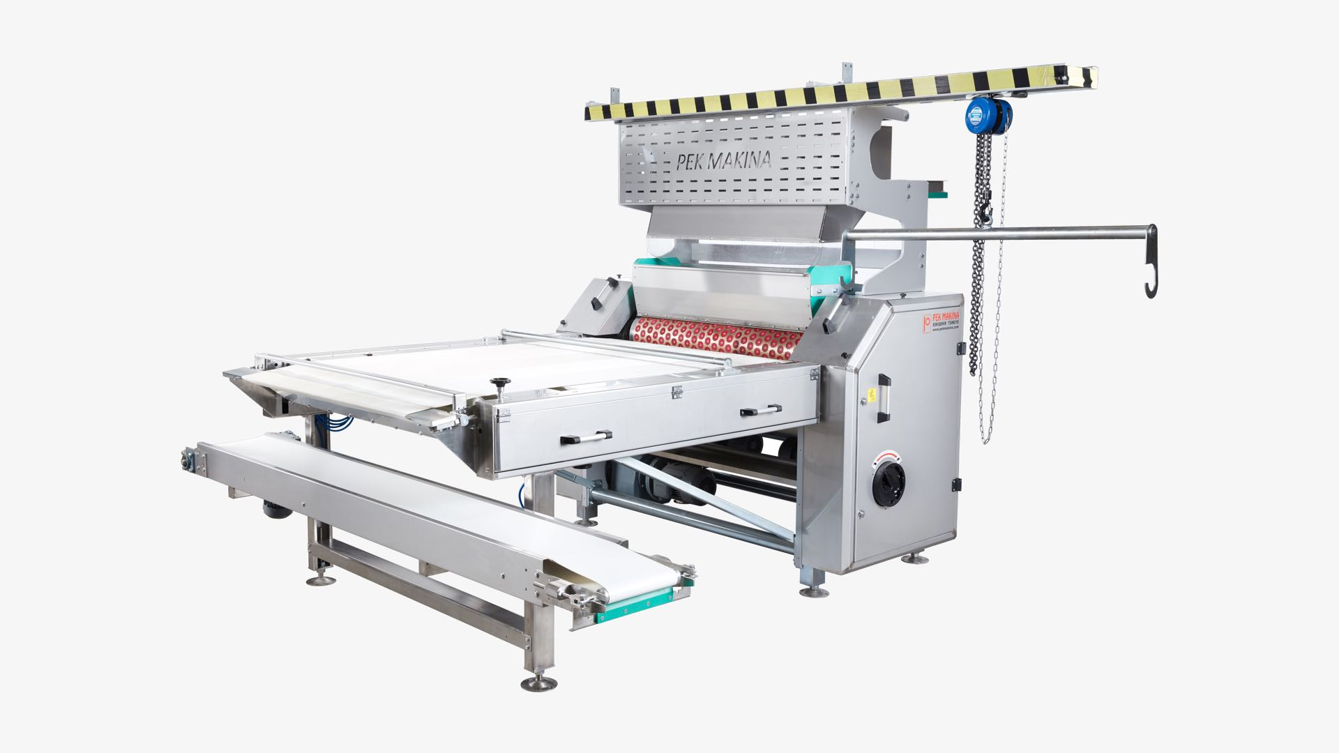 Rotative Dough Cutter & Moulder