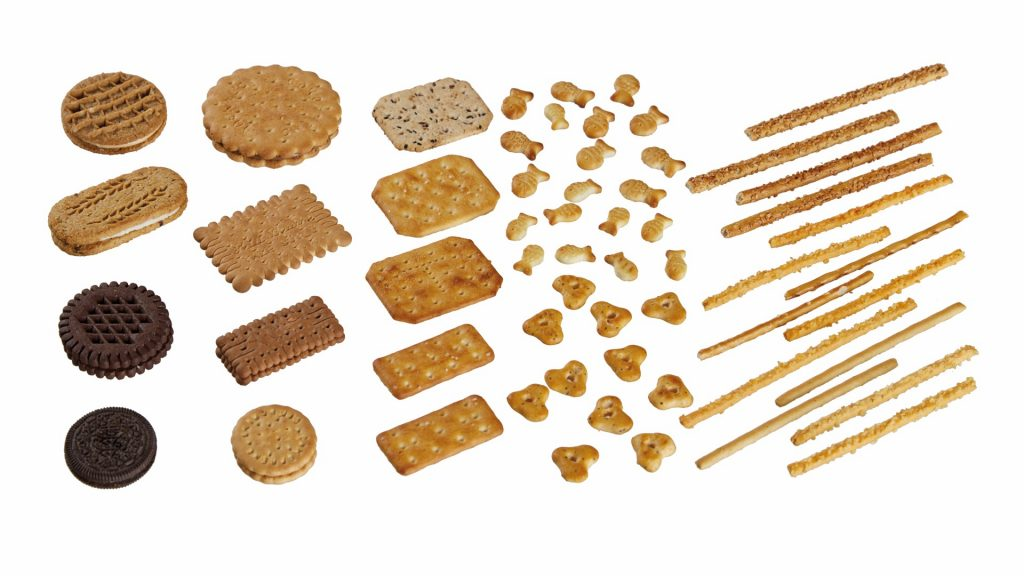 Hard, Soft & Cracker Production Line